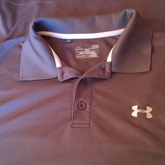 what are under armour shirts made of
